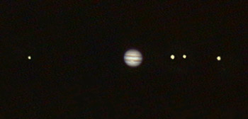 What Telescope To See Jupiter S Moons General Topics