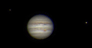 Jupiter on 6 April