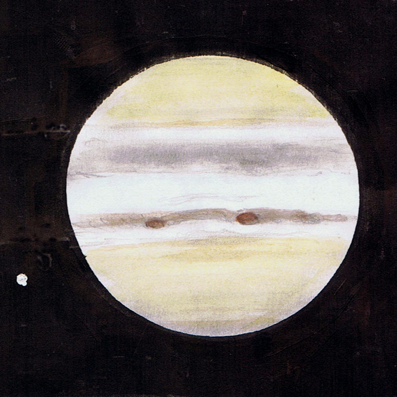 jupiter planet drawing words - photo #35