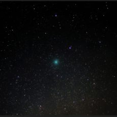 Comet 252P LINEAR now visible in northern sky before dawn