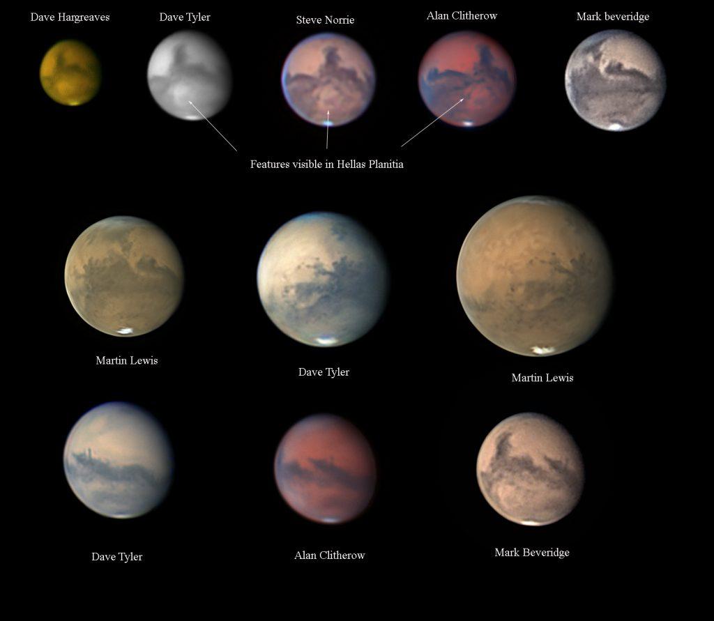 Mars rotation Aug Sep 2020 anotated