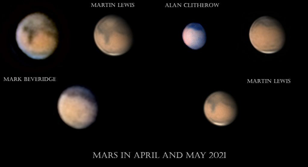 Mars Apr and May 2021 annotated