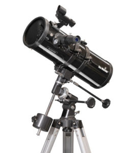 Skyhawk 1145 reflecting telescope
