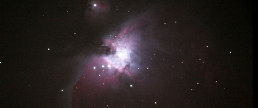 Find the Orion Nebula