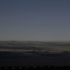 Spot Mercury and Venus