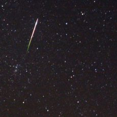 A good year for Perseid meteors