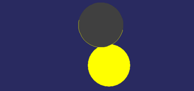 The most partial of eclipses