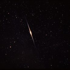 Last chance to see Iridium flares