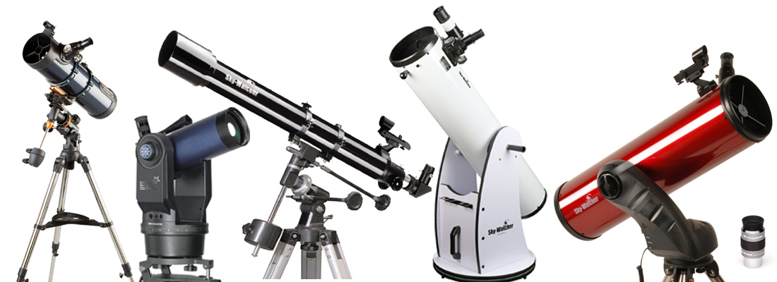 Too much telescope choice?