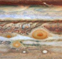 Jupiter's spots